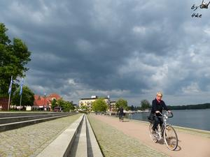 Seepromenade in Neuruppin