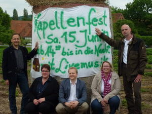 Kapellenfest in Everloh am 15. Juni 2013