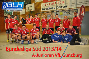 VfL Handball: Junioren sind in der Bundesliga