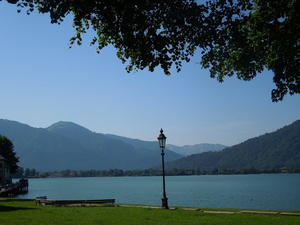 Sommertag am Tegernsee