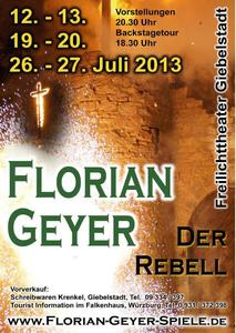 Florian Geyer - Der Rebell