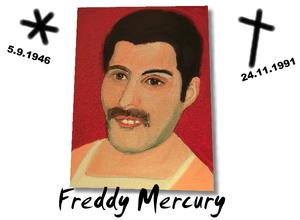 Videothek: FREDDY MERCURY - QUEEN - Uwe H. Sültz - Lünen - Germany