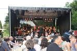Big Band-Feeling mit Jam @ Young Stage auf dem Stadtfest.