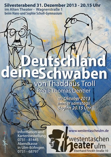 ulm, neu-ulm, theater-in-der-westentasche, nancy-calero, thomas-dentler, silvester-2013
