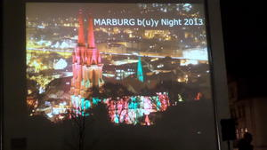 Marburg b(u)y night 2013
