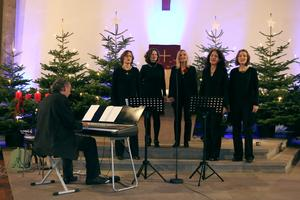 Take Five in der Stadtkirche