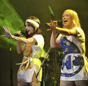 ABBA-Night Zum 10. Mal in Augsburg!
