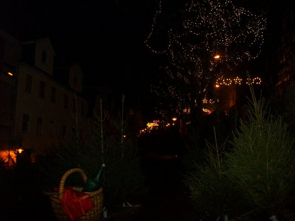 weihnachten, marburg, advent, licht