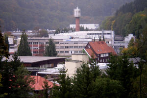 Exide-Werk in Bad Lauterberg