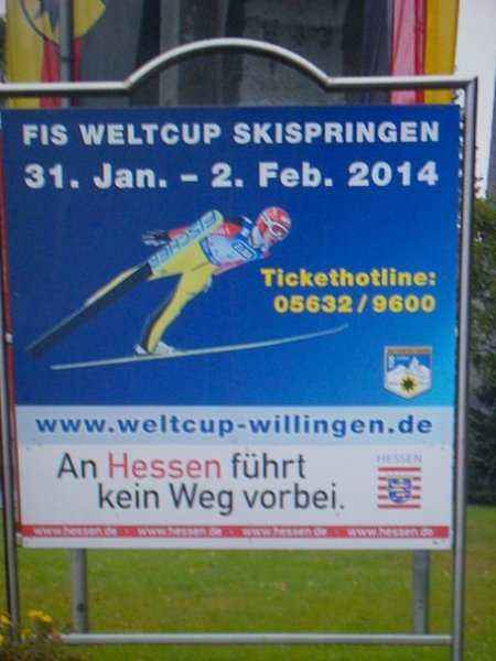 sport, winter, schnee, marburg, willingen, skispringen
