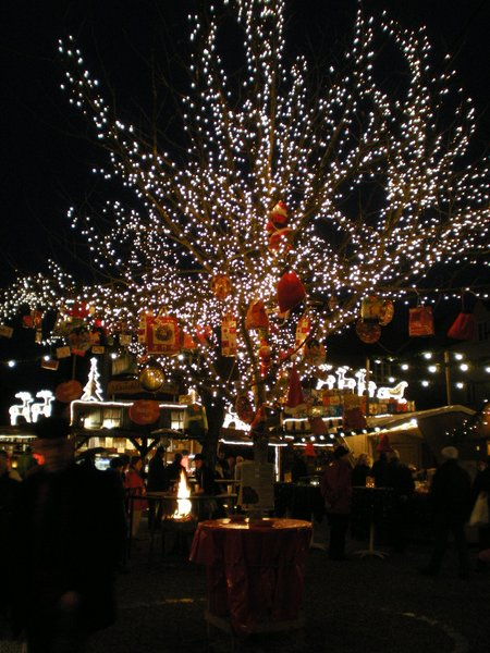 besinnung, advent-christkindlmarkt