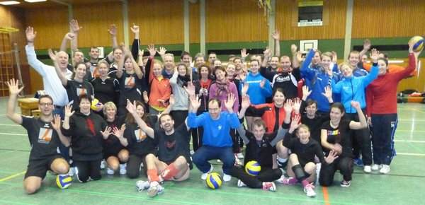 Volleyball: Landespokal in Wennigsen