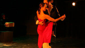 Tango-Workshop im Theater EUKITEA mit Raffaella Tempesta