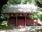 Shinto-Schrein Gongen-do (Foto: Creative Commons von Wikipedia)