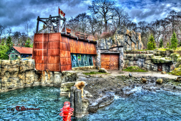 zoo, zoo-hannover, erlebniszoo-hannover, yukon-bay, hdr-fotografie