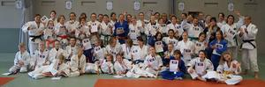 Alle Ippon Girls vereint