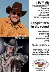 Songwriter's in the round