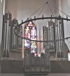 Die Orgel in der Peterskirche.