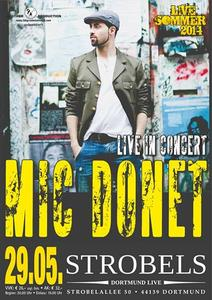 Mic Donet live in concert
