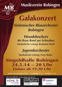 Brass-Sound in der Singoldhalle