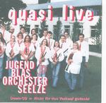 CD-Cover: Jbo Seelze 'quasi live'