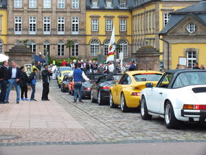 Porsche Treffen 2014 in Bad Arolsen
