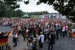 Public Viewing im Herrenwaldstadion (13.07.2014)