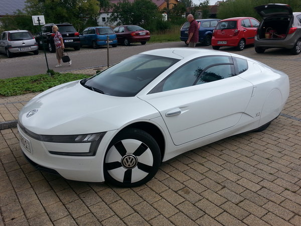 volkswagen xl1 langweid am lech. Black Bedroom Furniture Sets. Home Design Ideas
