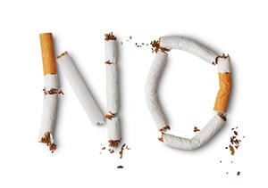 No more Smoking