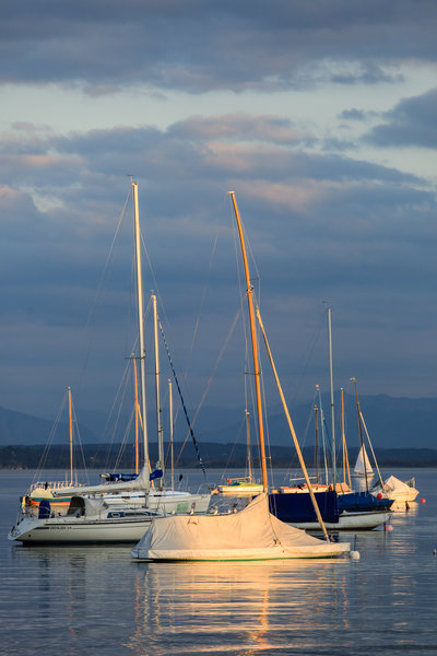 ammersee, utting