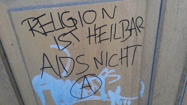 religion, aids, heilbarkeit