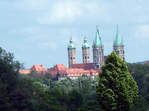 Der Dom Peter & Paul zu Naumburg