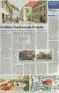 Quelle: Naumburger Tageblatt, 21. November 2014