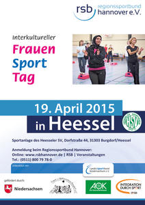2. Interkultureller Frauensporttag 2015