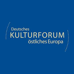 Deutsches KULTURFORUM östliches Europa: http://www.kulturforum.info/