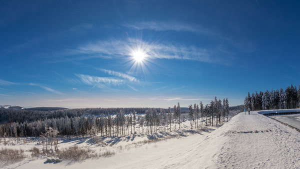 winter, sonne, landschaft, willingen-landschaft