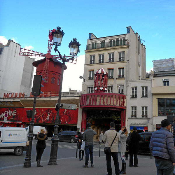 kabarett, moulin-rouge