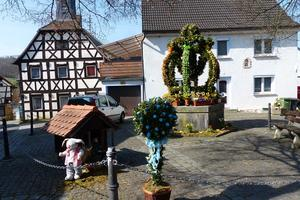 Brunnen in Zeegendorf