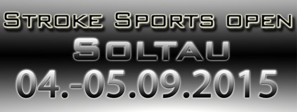 8. Soltauer Stroke Sports Open