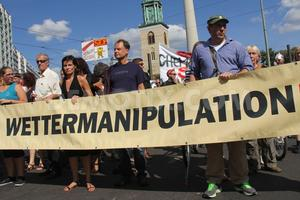 Berlin - Demonstration gegen GEOENGINEERING am 25.4.2015