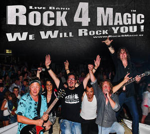 Rock4Magic beim Open Air in Grethen 2014