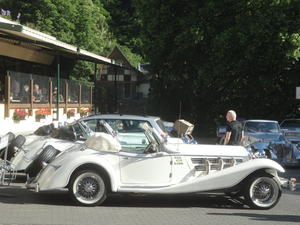 Tolle Oldtimer in Altenahr