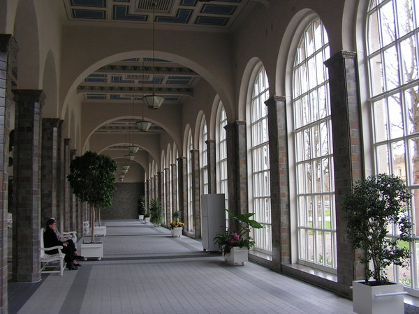wandelhalle, bad-kissingen