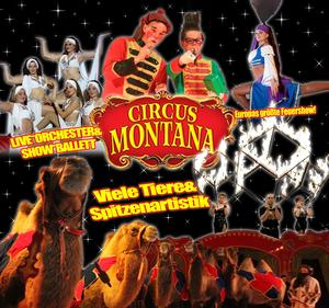 Circus Montana in Bad Saulgau