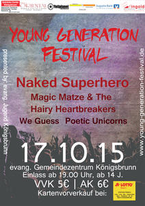 Young Generation Festival 2015