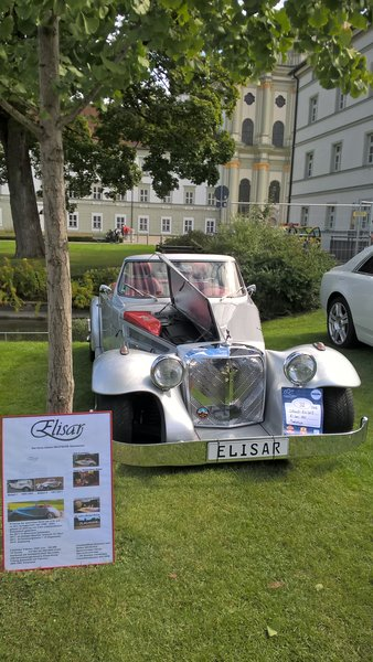 ausstellung, youngtimer, roadster, prototyp