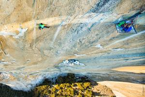 DAWN WALL - FIRST LOOK