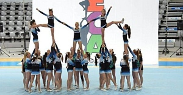 Hannover Brilliants + Cheer Confusion: auf zur Cheerleading WM nach Berlin!