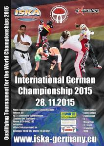 Internationale German Championship 2015
