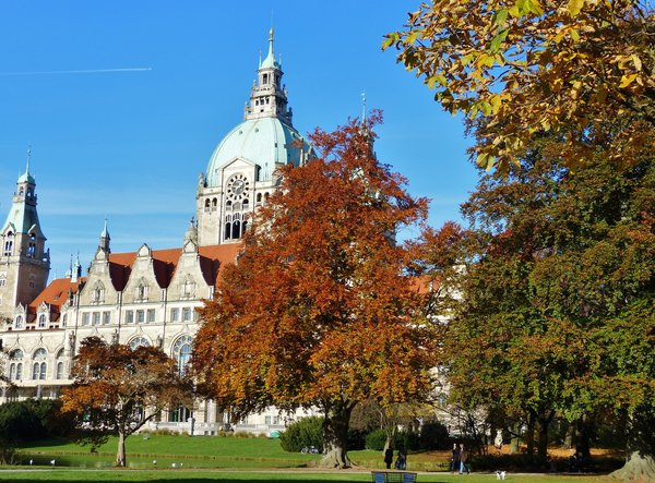 hannover, neues-rathaus